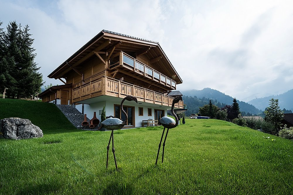 chalet charmey switzerland